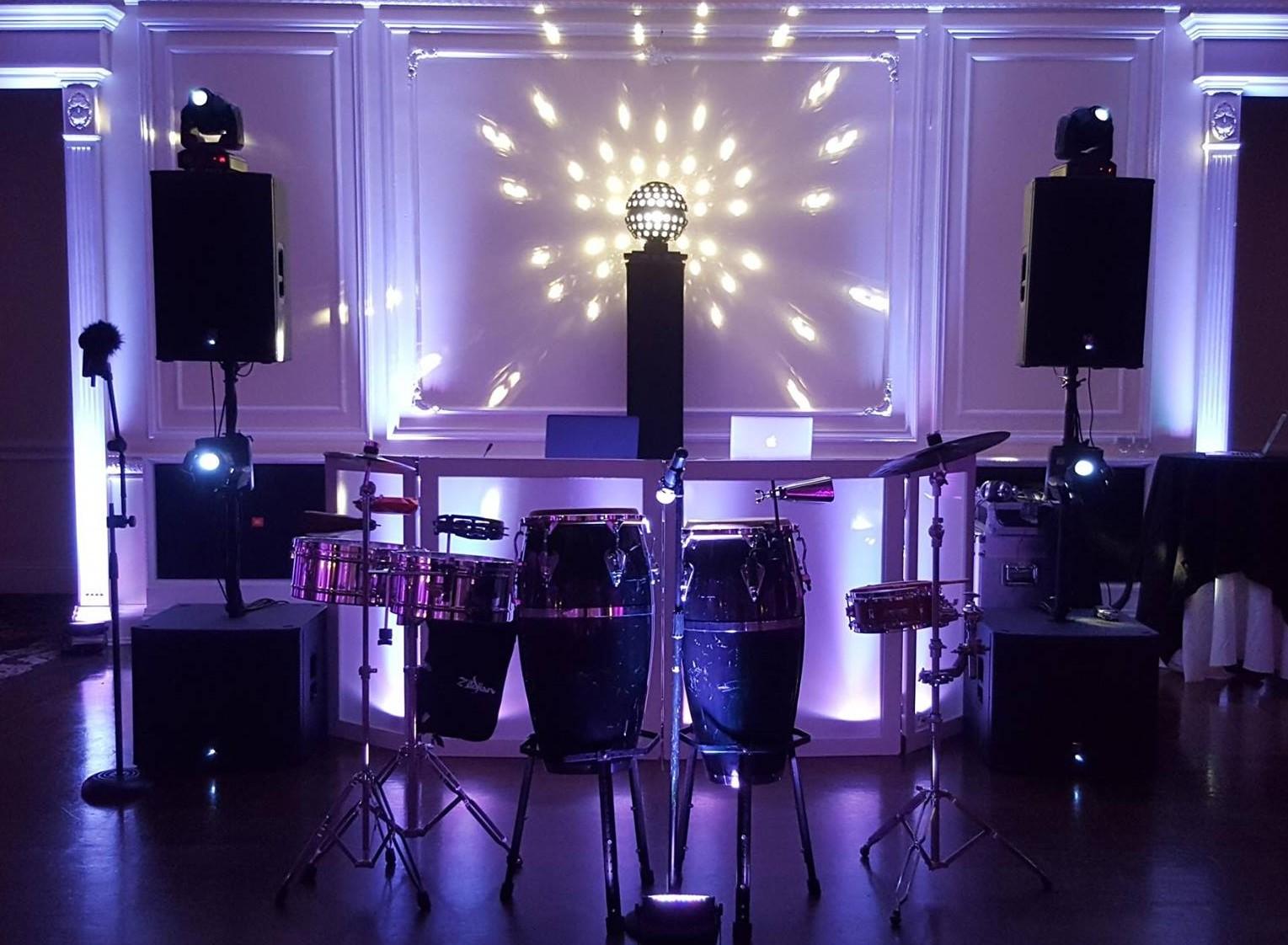 East End Entertainment DJs Hampton North Fork wedding DJ combo