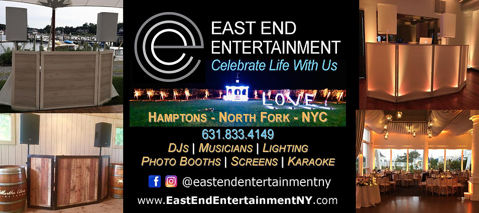 2019 East End Entertainment Post Cards 4