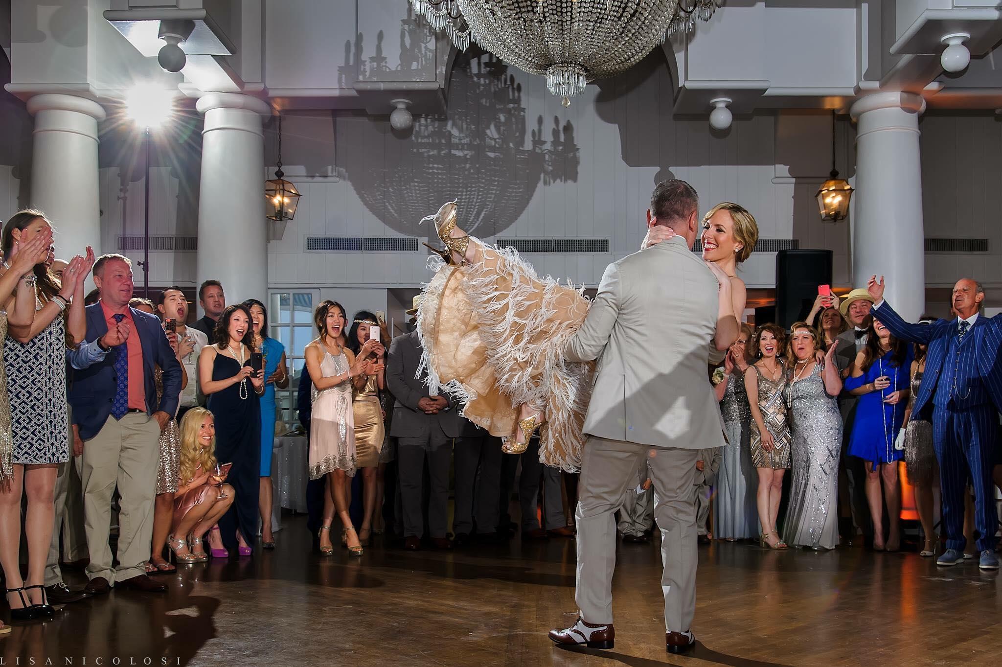 East End DJs Entertaiment Weddings Lisa Nicolosi Photographer at Oceanbleu