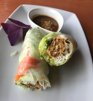 Crispy Salad Rolls