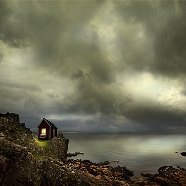 Huset på klippan.