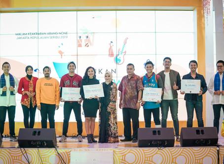 Makrab Abang None Jakarta Kepulauan Seribu 2019, Bukan Betawi Biasa!