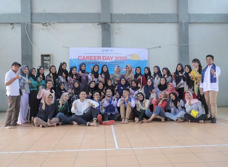 Abnon Seribu Career Day 2018: Motivasi Menghadapi Masa Depan dan Dunia Kerja