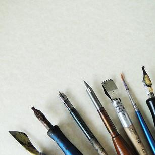 Calligraphy Equipment