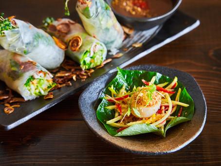 Vietnamese cuisine never fails to impress