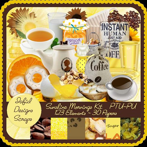 Sunshine Mornings PU Tagger Kit
