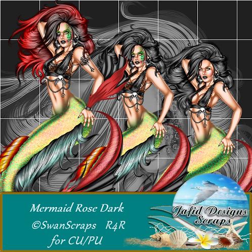 MermaidRose Dark R4R