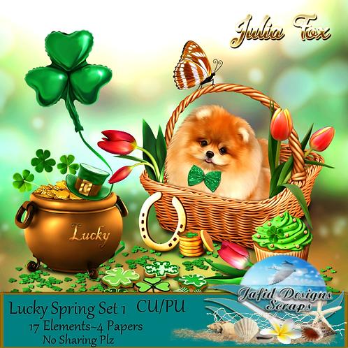Lucky Spring Set 1