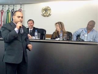 Seminário OAB-SP Comissão de Defesa e Proteção Animal.