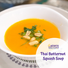 Thai Butternut Squash Soup to Soothe your Soul