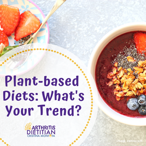 Plant-based diets: What is your trend?