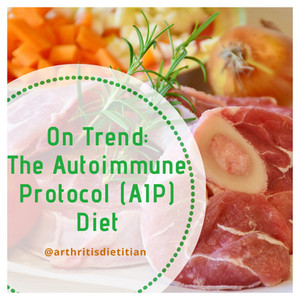 On Trend: The Autoimmune Protocol Diet - The Good, The Bad, and The Ugly