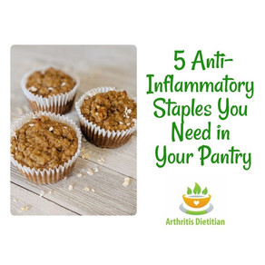 5 Anti-Inflammatory Staples You Need in Your Pantry
