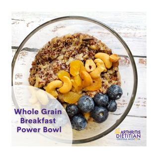 A Whole-Grain Breakfast Power Bowl to Support Your Immune System