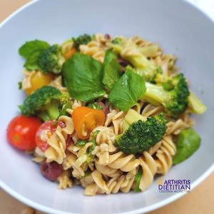 Anti-inflammatory Plant-Based Pasta