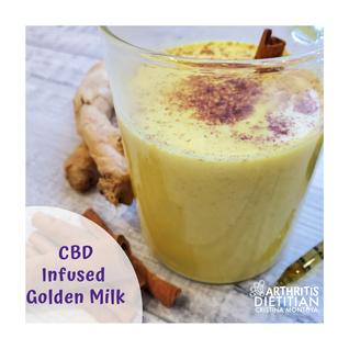 CBD-Infused Golden Milk