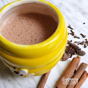 Anti-inflammatory Mayan Spice Hot Chocolate