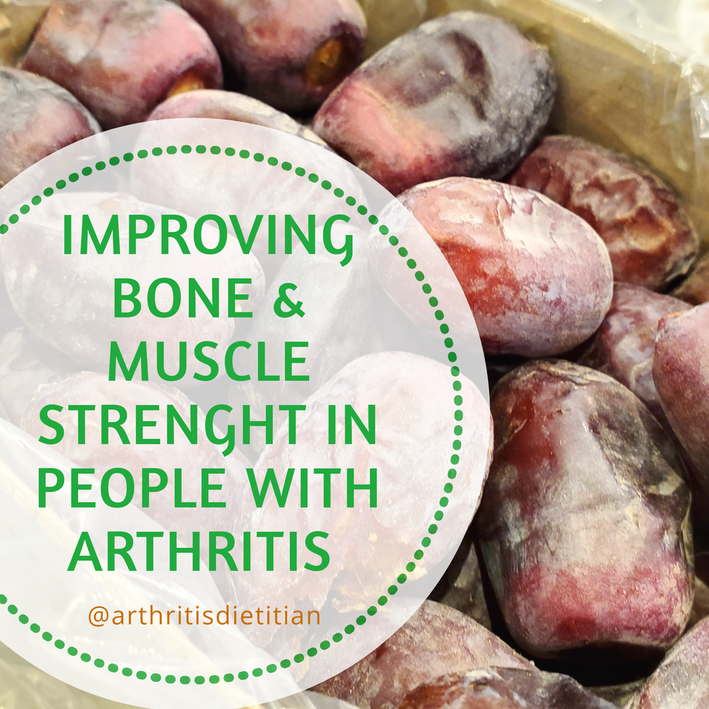 Surviving the COVID-19 Pandemic: Improving Bone and Muscle Strength in People with Arthritis