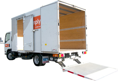 Medium Truck | Simply Hire | Truck Rentals