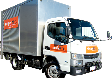 Small Truck   Simply Hire   Truck Rentals