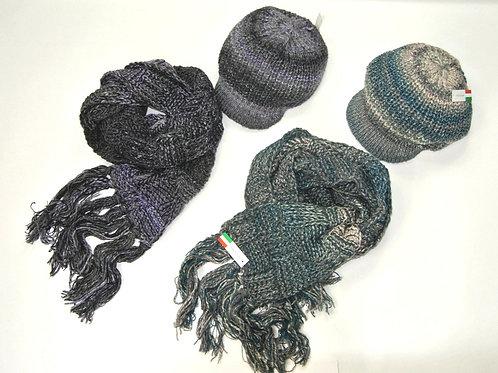 Комплект «Шапка+шарф