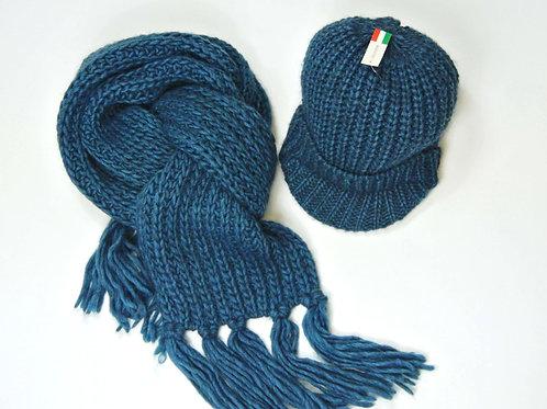 Комплект «Шапка+шарф»