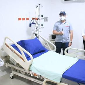 EN MARCHA LA PRIMERA UCI EN EL HOSPITAL DE SAN MARCOS