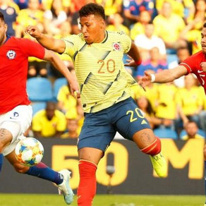 CAMBIA HORARIO CHILE VS COLOMBIA