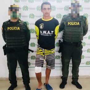 CAPTURADOS POR INCUMPLIR LAS MEDIDAS SANITARIAS