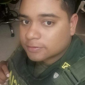 POLICÍA SUCREÑO MURIÓ ARROLLADO POR UN VEHÍCULO