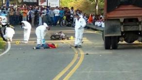 PREOCUPANTES CIFRAS DE ACCIDENTE DE TRÁNSITO EN SUCRE