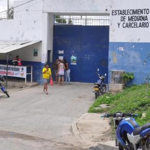 POR CASOS DE COVID 19 SUSPENDEN VISITAS EN LA CÁRCEL LA VEGA