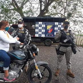 GANADEROS Y FUERZAS MILITARES TRABAJAN EN LA PREVENCIÓN