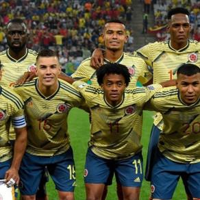 SELECCIÓN COLOMBIA ENTRE LAS 10 MEJORES