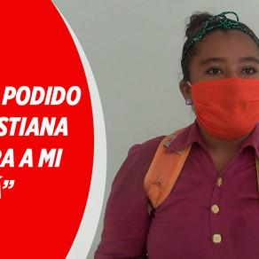 """NO HEMOS PODIDO DARLE CRISTIANA SEPULTURA A MI PAPÁ"""