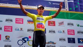 JOHAN COLÓN GANÓ SEGUNDA ETAPA DE LA VUELTA COLOMBIA