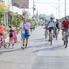 REGRESA LA CICLOVIA EN SINCELEJO