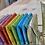 Thumbnail: RAINBOW,  Mika étui carte de crédit 💳 métallisé