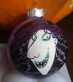 Shock ornament