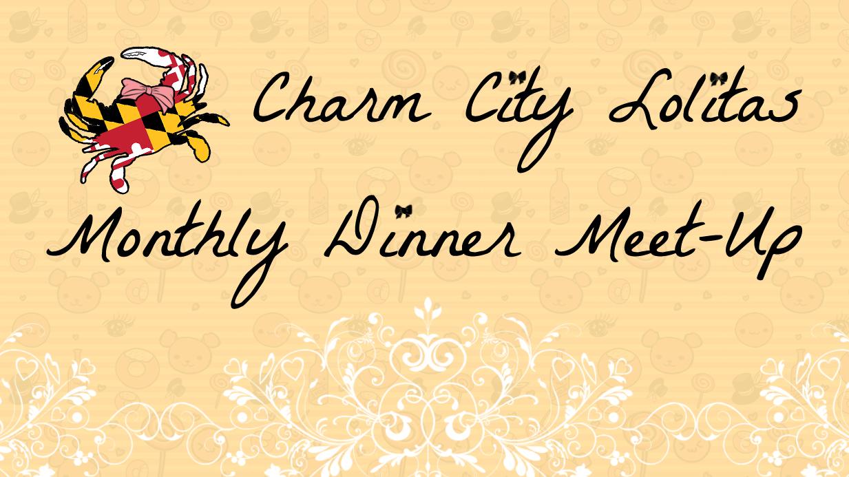 Charm City Lolitas Banner
