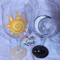 Night & Day glass set