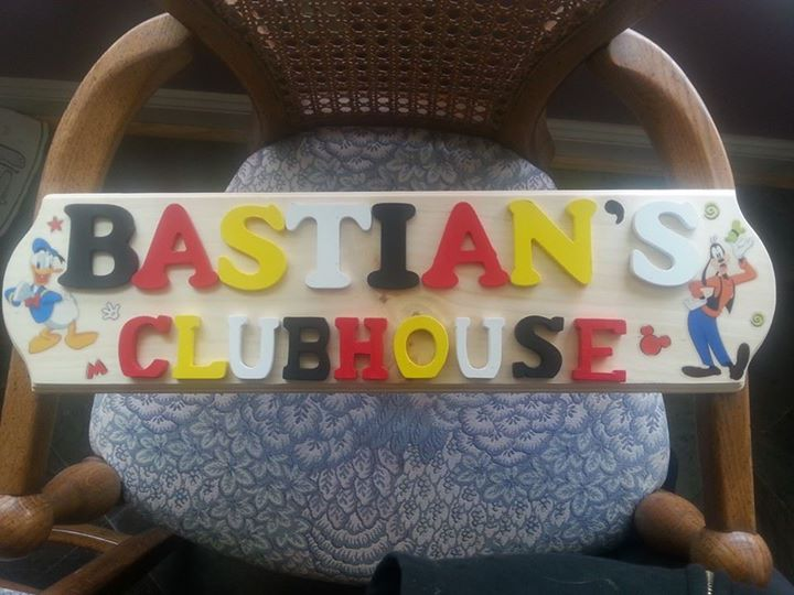 Bastian's Clubhouse