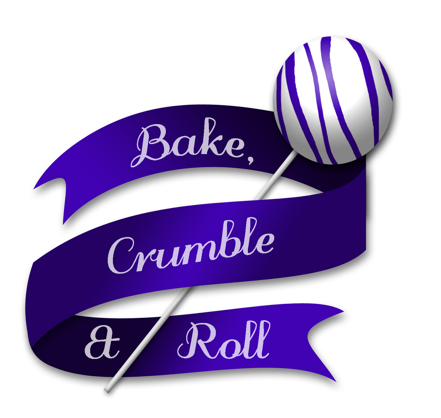 Bake, Crumble & Roll logo