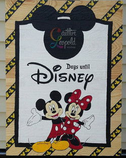 Mickey & Minnie are excited for your vis