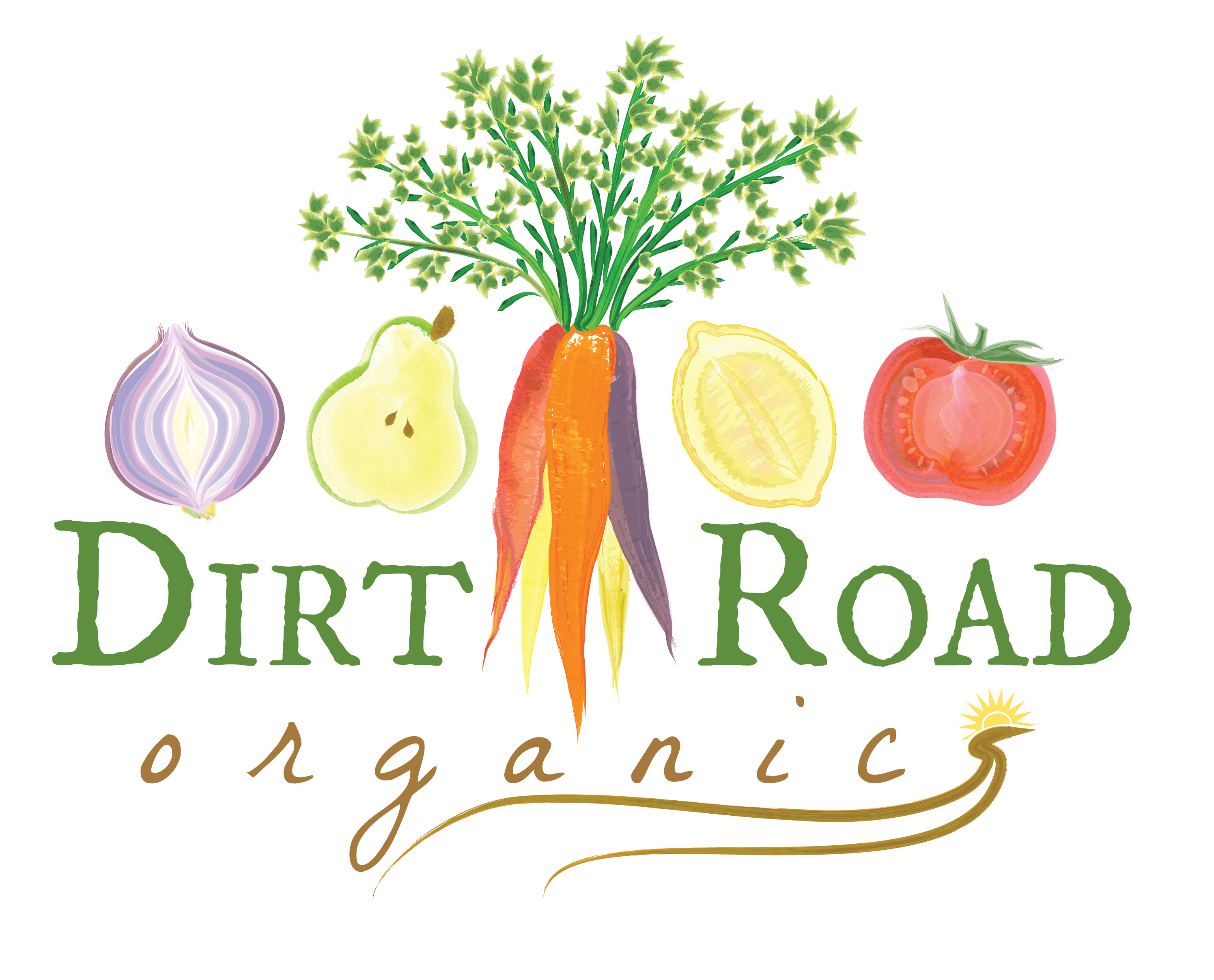 Dirt Road Organics logo