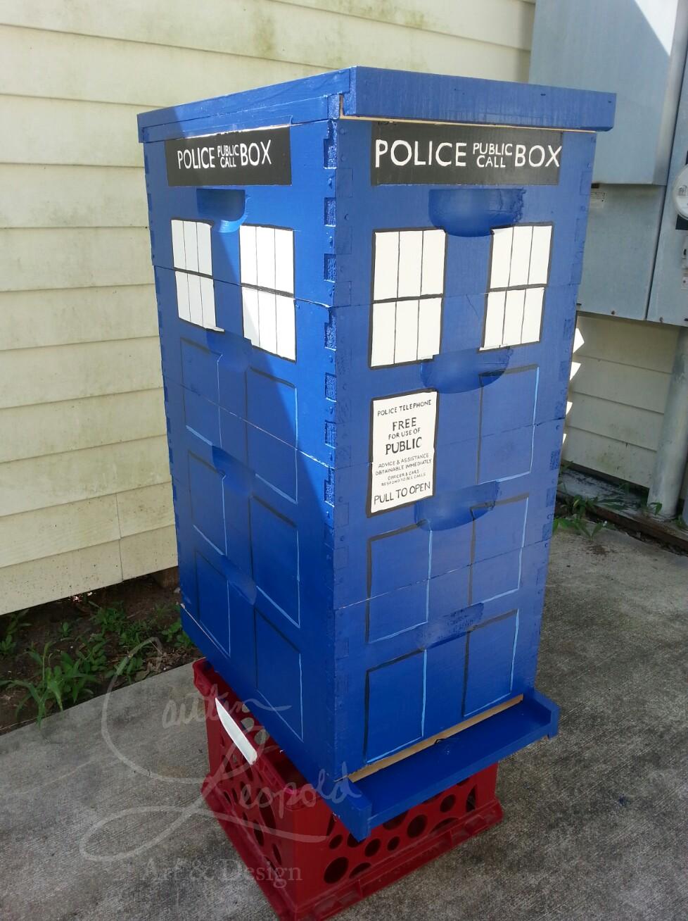 TARDIS hive