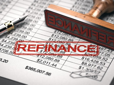 Why your mortgage needs refinancing
