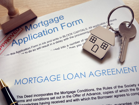 Five Tips For Mortgage Application