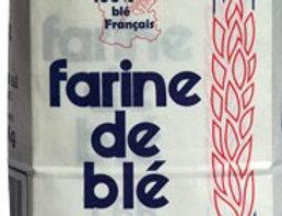 Farine de Blé T55 1 Kg