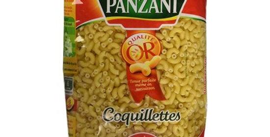 Coquillettes Panzani 500 g